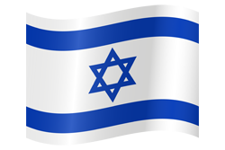 Flag waving xs israel