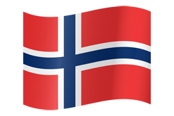 Flag waving xs norway